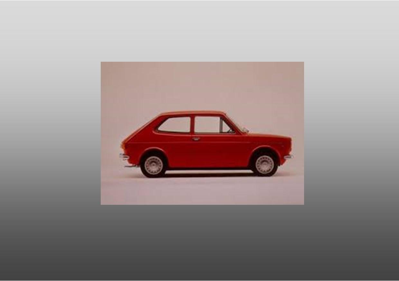 Ricambi Fiat 127
