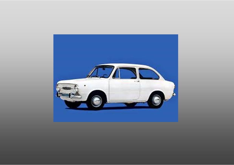 Ricambi Fiat 850