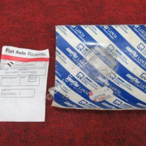 4077589 RACCORDO TUBI FRENO PER FIAT 600 D - 600 MARCA ORIGINALE FIAT FONDO DI MAGAZZINO 25882 - C11