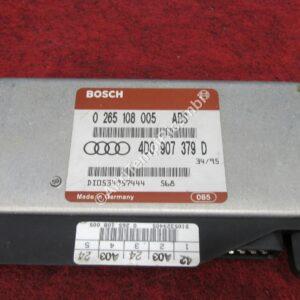 0265108005 ABS UNIT - USATO - MODELLO DAL 1994 AL 2000 MARCA ORIGINALE AUDI ( RIF. CODICE 4D0 907 379 D ) CONDIZIONI COME DA FOTO 25921 - E6